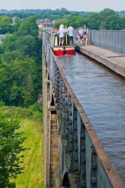 Dont look down Pontcysyllte Aqueduct, Llangollen