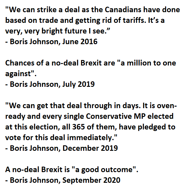 Has the UK ever had a Prime Minister as dishonest as Alexander Johnson?