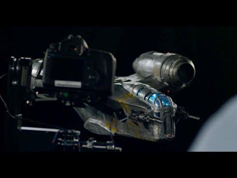 How ILM Made The Mandalorian's Razor Crest Motion-Controlled Miniature! – YouTube