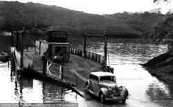 King Harry Ferry 1955