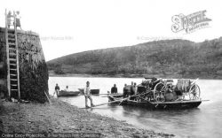 King Harry Ferry 1888