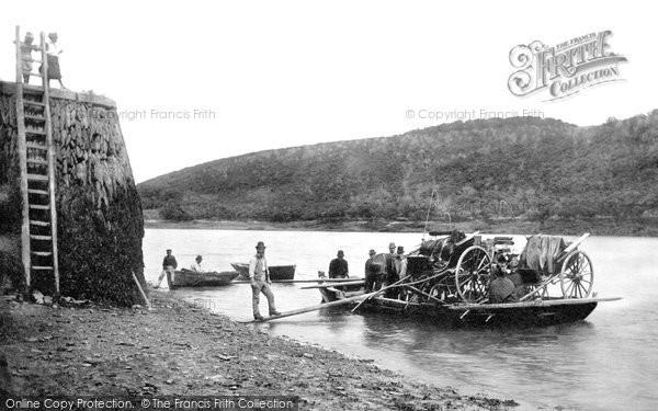 King Harry Ferry 1888