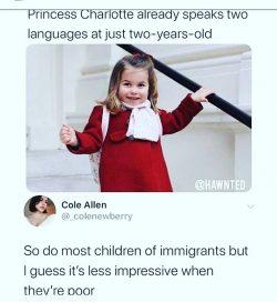 Stop idolising inherited entitlement