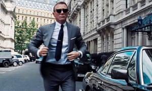 James Bond filmmakers receive millions in UK tax credits, report finds