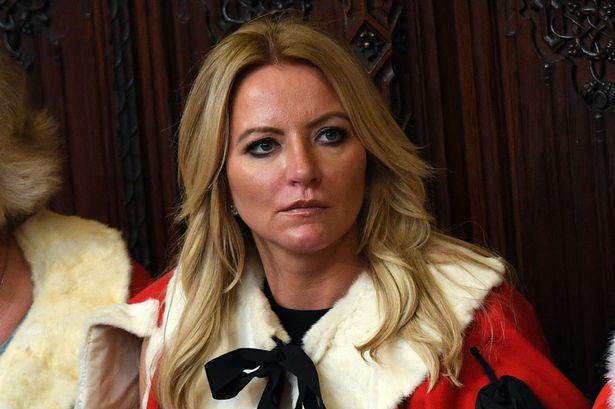 Firm run by ex-associate of Tory peer Michelle Mone wins £112million NHS deal – Mirror Online