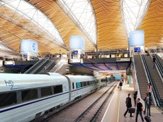 HS2 'will be most expensive railway on Earth at £403m a mile'