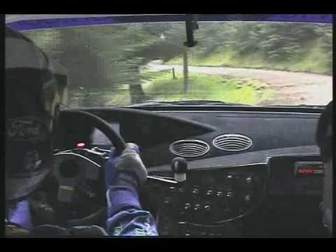 Colin McRae Pedal Cam – YouTube
