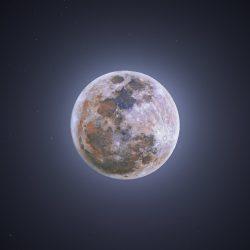 Amazing photo of the Moon