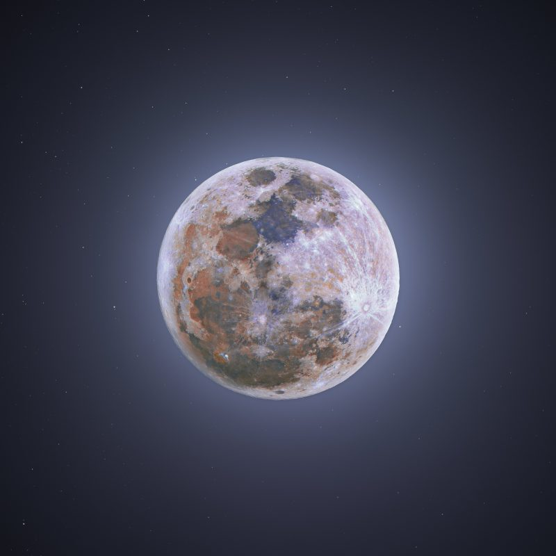 Amazing photo of the Moon