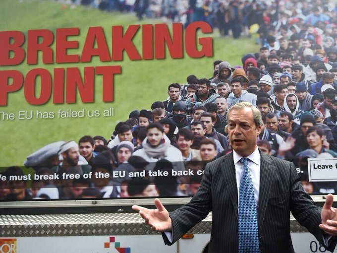 Brexit lies and ads, a thread. Lest we forget…