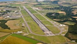 Newquay Airport – a training base for oppression?    