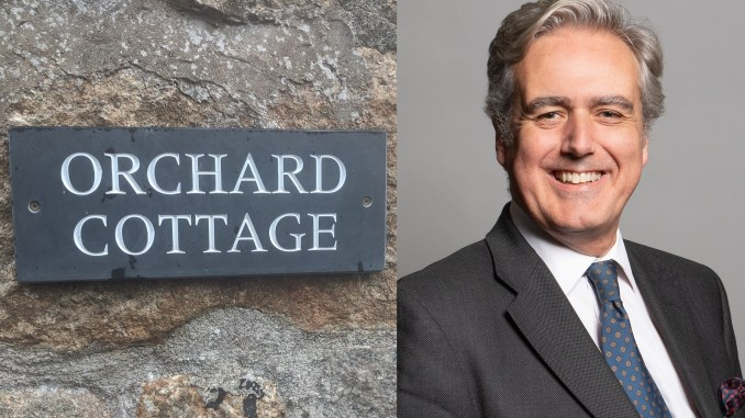Rich Tory MP, his holiday home and Lockdown grants | |