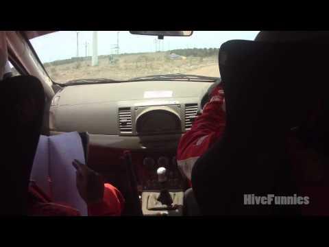 Samir….You're breaking the car!!! – YouTube