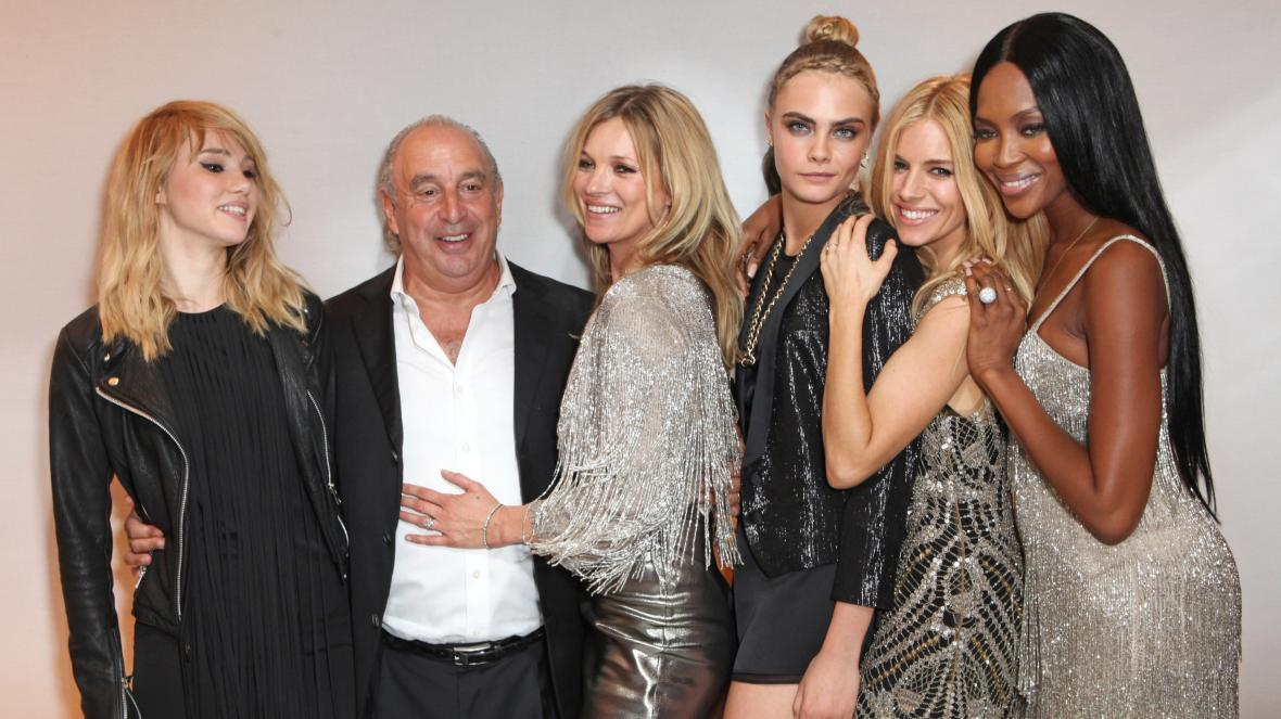 Use your fortune to rescue Arcadia pension fund, Sir Philip Green urged