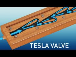 Tesla Valve | The complete physics – YouTube
