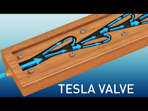 Tesla Valve   The complete physics – YouTube