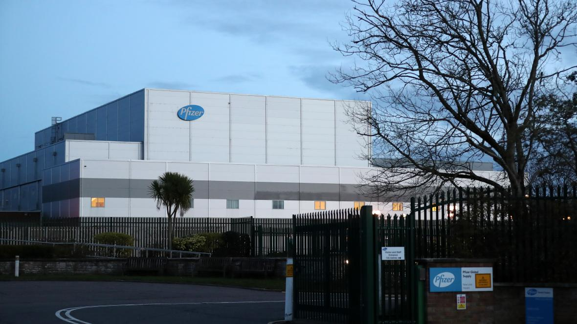 MPs raise concerns over vaccine supply after Pfizer shuts cold storage site