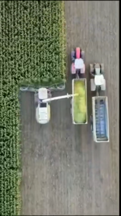 Amazing agricultural efficiency