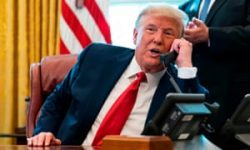 Around nine in 10 of the pardons Trump has granted have been for individuals who can claim perso ...