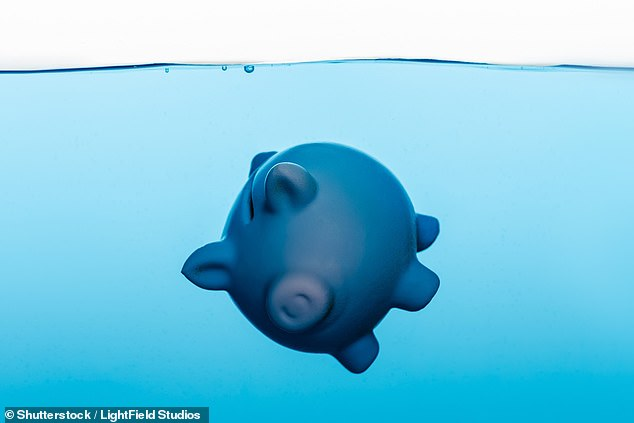 Big banks will pay savers as little as 38 pence interest on each £1,000 in their cash Isas this  ...