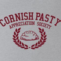Cornish pasty appreciation society