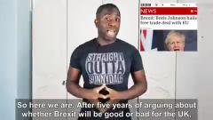 Boris Johnson's Brexit Deal disputed by Boris Johnson