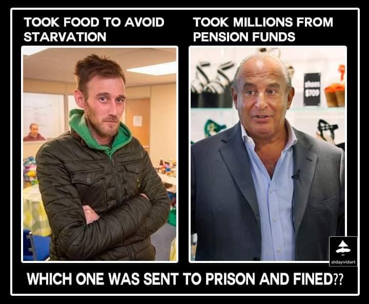 UK is still a feudal system