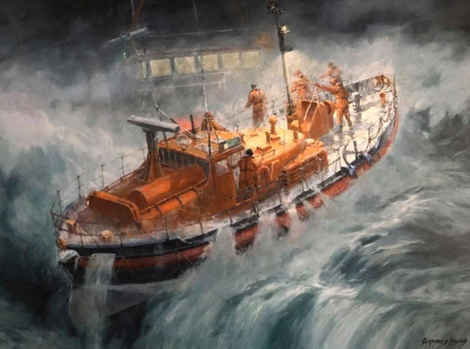 Penlee Lifeboat, Solomon Browne 1981 disaster