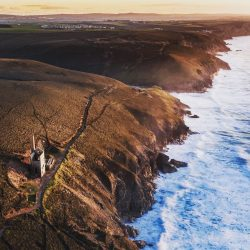 Wheal Coates and Chapel Porth