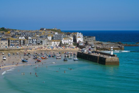 People in tier four 'encouraged to rent holiday homes in tier two Cornwall'