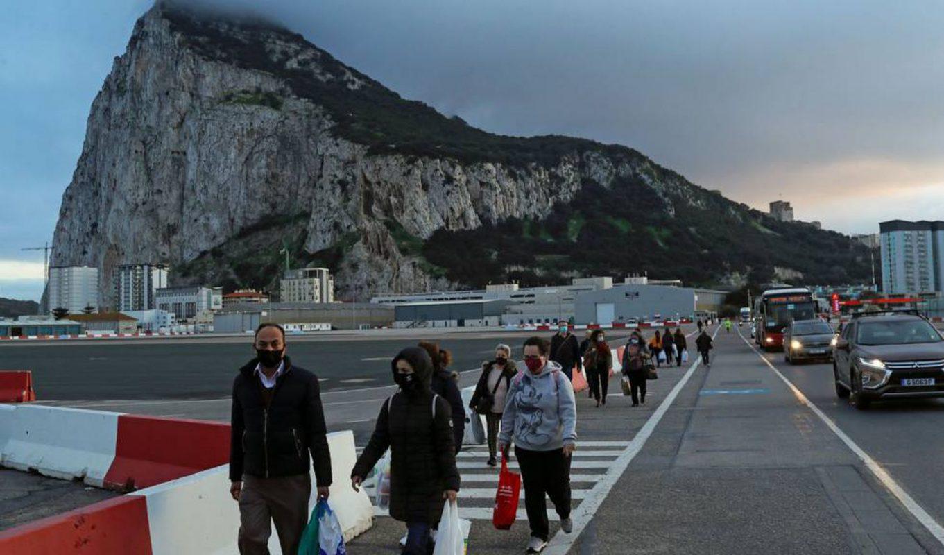 Gibraltar post-Brexit: Gibraltar to have border checks for UK arrivals, not for Spain, if deal i ...