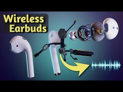 How Do Wireless Earbuds Work?      Exploring Wireless Digital Audio and Audio Codecs – YouTube