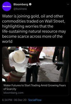 Mad Max economics