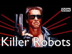 Killer Robots Learn to Dance… Just when you thought 2020 couldn't get any worse R ...