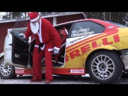 Santa Gets 400 Horsepower – YouTube