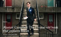 The 23-year-old book that explains Brexit