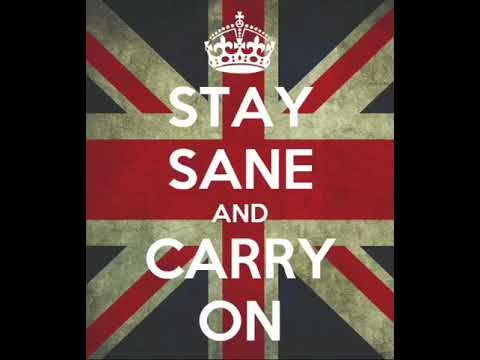 Stay Sane And Carry On – YouTube