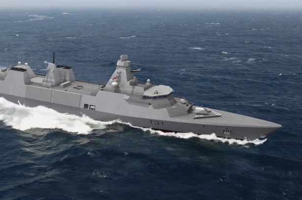 French firm wins Royal Navy Type 31 frigates contract