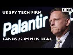 US Spy Tech firm involved in Locking up Children lands £23 Million NHS deal | Mary Fitzgerald &# ...