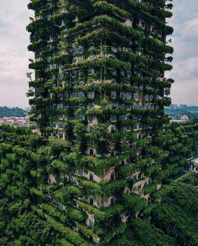 This in China, Chengdu Apartment Complex