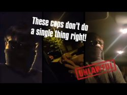 Bad Cops, Unlawful Stops No.1 – YouTube