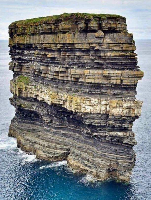 Millions of years captured in one photo…