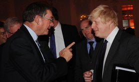 Tory donor Lord Ashcroft's outsourcing firm lands £350m vaccination contract