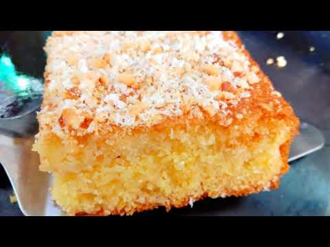 Orange cake with the simplest ingredients – YouTube