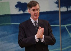 Rees-Mogg caught flouting Covid rules after crossing tiers to attend mass