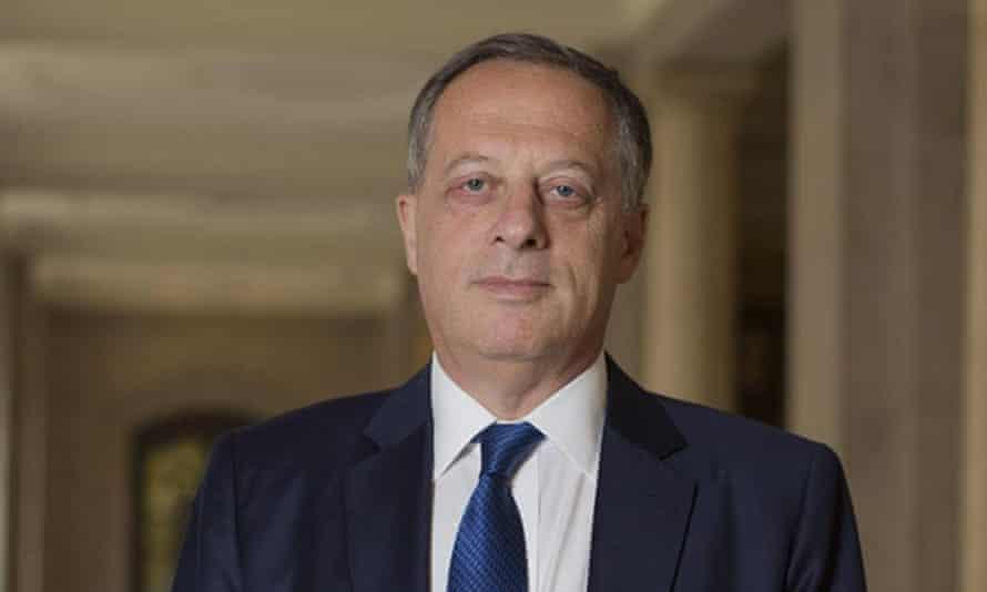 Rishi Sunak's adviser Richard Sharp to be next BBC chair