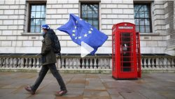 Rotting fish, lost business and piles of red tape. The reality of Brexit hits Britain
