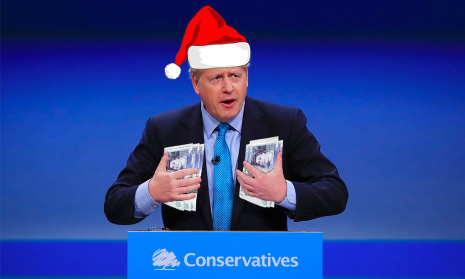 The 12 Contracts of Christmas – Byline Times
