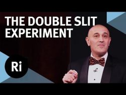Double Slit Experiment explained! by Jim Al-Khalili – YouTube