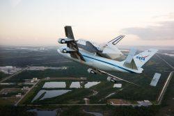 Shuttles last flight